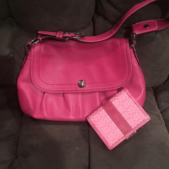 Coach Handbags - Coach purse and wallet